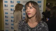 Rashida Jones on the screening and audience response at the DIRECTV hosts the premiere dinner for the cast of MY IDIOT BROTHER starring Paul Rudd at...