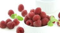 raspberries - frambuesas