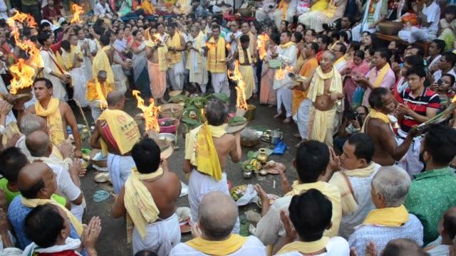 Rath Yatra Festival In Bangladesh