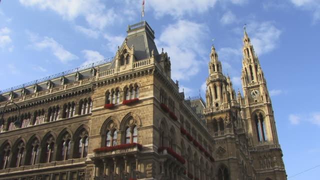 MS, LA, PAN, Rathaus (City Hall), Vienna, Austria