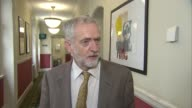 Reactions to Jeremy Corbyn's first days as Labour leader Jeremy Corbyn interview SOT as I understand it group of photographers pushing and shoving I...