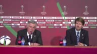 Real Madrid coach Carlo Ancelotti says the European champions deserve to win the Club World Cup after crushing Mexican side Cruz Azul 40 in the semi...