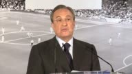 Real Madrid president Florentino Perez announces decision to part ways with Jose Mourinho at the end of the season He also announces decision to run...