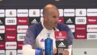 Real Madrid will have to cope without Cristiano Ronaldo and Gareth Bale in the quest for a club record 16th straight La Liga win after coach Zinedine...