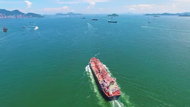 Real Time: Container Ship