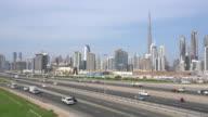 Real Time traffic in Dubai