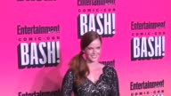 Rebecca Mader at the Entertainment Weekly San Diego Comic Con Party