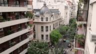 WS, HA Recoleta district in Buenos Aires / Buenos Aires, Argentina