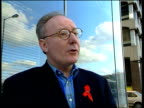 London GIR HIV virus as seen under microscope TO i/c GRAPHICS Derek Bodell interview SOT Figures show we've got selfperpetuating epidemic in this...