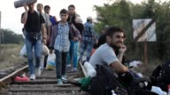 Record numbers of refugees are streaming into EU member Hungary from Serbia posing a new headache for regional leaders at a summit this week set to...