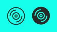 Record - Vector Animate