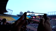 Recording concert with smart phone