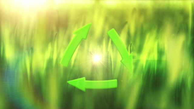 Recycling Symbol (centered) - Loop