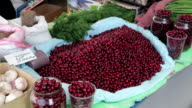 Red Berries For Sale On The Market
