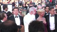 Red Carpet for all the stars including Matt Damon Dan Cheadle Ellen Barkin Jerry Weintraub Andy Garcia Elliot Gould and Steven Sodenberg May 24 2007...