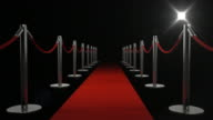 Red carpet with Sound