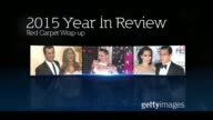 Red Carpet WrapUp 2015 Year In Review