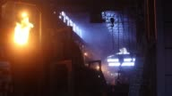 Red hot molten copper flows from a furnace into ladles at the RTB Bor Group copper mining and smelting plant in Bor Serbia on Thursday Dec 17 Copper...