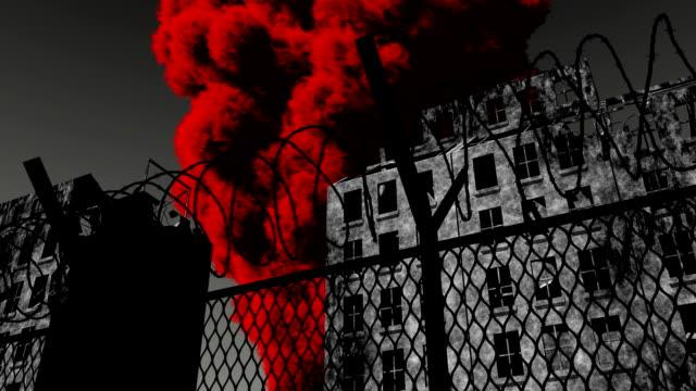 Guerra fumo rosso