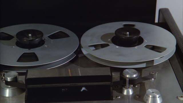 CU PAN Reel professional tape recorder