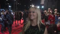 Reese Witherspoon on funny scenes Tom and Chris being pretty upcoming projects at This Means War UK Premiere at ODEON Kensington on January 30 2012...