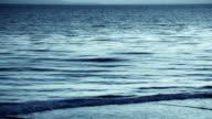Reflective Dark Ocean