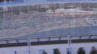 PAN Reflective siding on outside of Cowboys Stadium / Arlington, Texas, United States