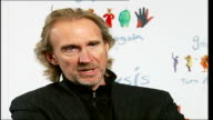 Reformed rock band Genesis interviewed prior to their twenty date European tour Tony Banks Phil Collins and Mike Rutherford interview SOT On rumours...