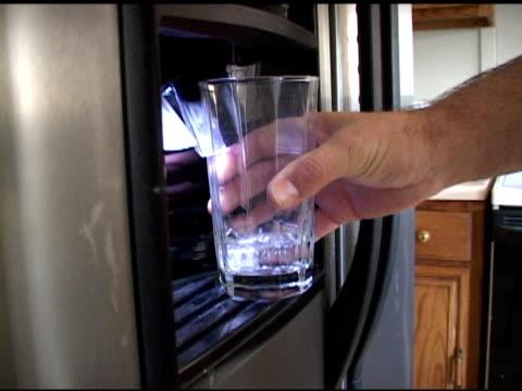 Kühlschrank.