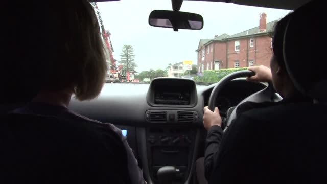 Refugees in one Australian town are taking to the roads with confidence thanks to a volunteerrun driver training programme that is helping new...