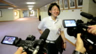 A regular session of the city assembly of Kurashiki the home to Japanese jeans began with jeansclad assembly members major Kaori Ito and city...