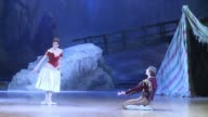 Rehearsals for the ballet Paquita by the Paris National Opera on tour in Moscow CLEAN The ballet Paquita returns to Russia on September 20 2013 in...