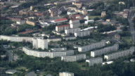 Reichenbach Im Vogtland  - Aerial View - Saxony,  helicopter filming,  aerial video,  cineflex,  establishing shot,  Germany