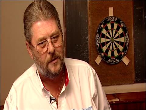 Reigning BDO World Champion Martin Adams talks of winning his next darts tournament