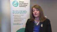 Reino Unido se convirtio el jueves en el primer pais en legalizar la concepcion in vitro de bebes con ADN mitocondrial de tres personas para prevenir...