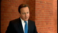 Relaunch of Right to Buy scheme for council tenants David Cameron interview ENGLAND London Wandsworth INT David Cameron MP interview SOT I want to...