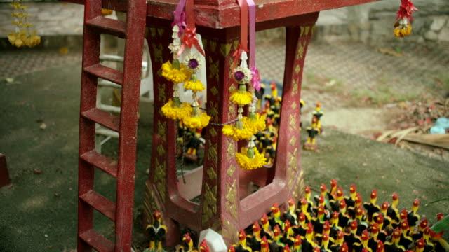 Religious Alter in Thailand