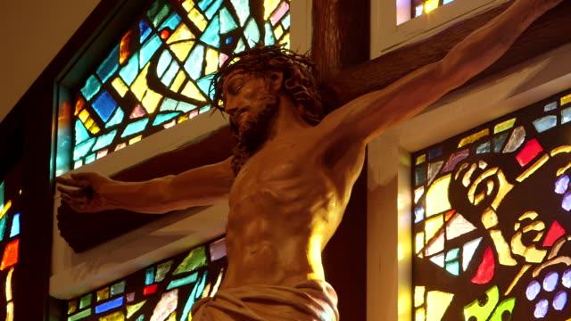 Religiose croce e Gesù