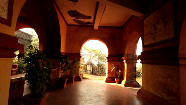 Religiöses Monument in Goa
