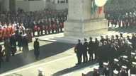 Remembrance Sunday has been marked with ceremonies and moments of silence in the United Kingdom and across the globe The Queen led proceedings at the...