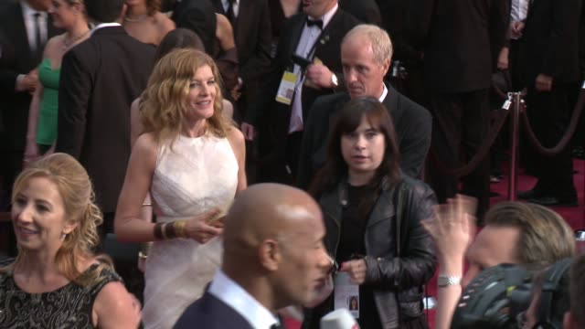 Rene Russo at the 87th Annual Academy Awards Arrivals at Dolby Theatre on February 22 2015 in Hollywood California