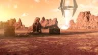 Renewable Energy on Mars