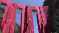 Renovation of the Landwasser viaduct in 2009