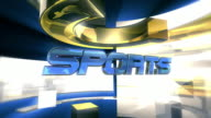 SPORTS Report Graphic Animation (HD)