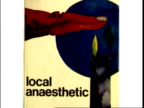 Report on German writer Guenter Grass Report on German writer Guenter Grass ITN Cover of Guenter Grass novel 'Local Anaesthetic' ZOOM IN SEQ Brief...