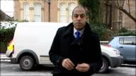 EXT Reporter to camera