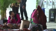 Representantes de la organizacion indigena demandaron atencion sobre el cuidado del medio ambiente en el marco de la Cumbre de Cambio Climatico que...