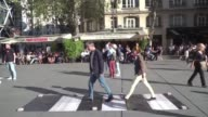 A reproduction of arguably the most famous zebra crossing in the world featured on the Beatles front cover of their album Abbey Road will be among...
