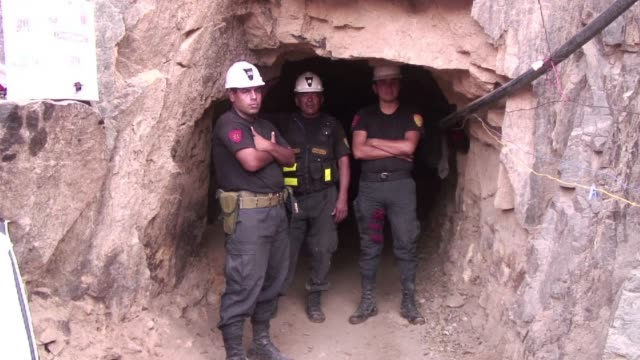 A rescue operation to free nine miners trapped since last Thursday in a mine in southern Peru could be delayed to two to three days a top official...