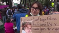 Rescue operations were suspended Thursday evening due to heavy rain in Mexico City's Colonia Roma where more than a dozen survivors are believed to...
